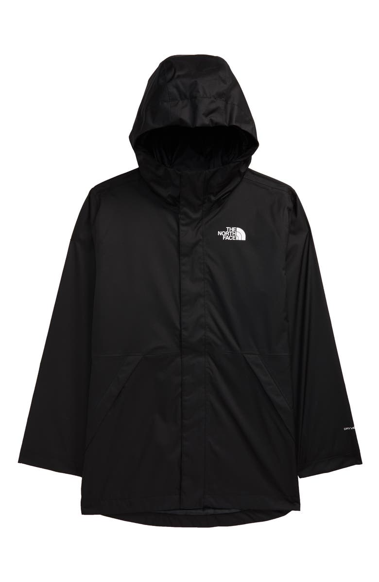 THE NORTH FACE Kids' Mix & Match TriClimate<sup>®</sup> Waterproof Shell Jacket, Main, color, TNF BLACK