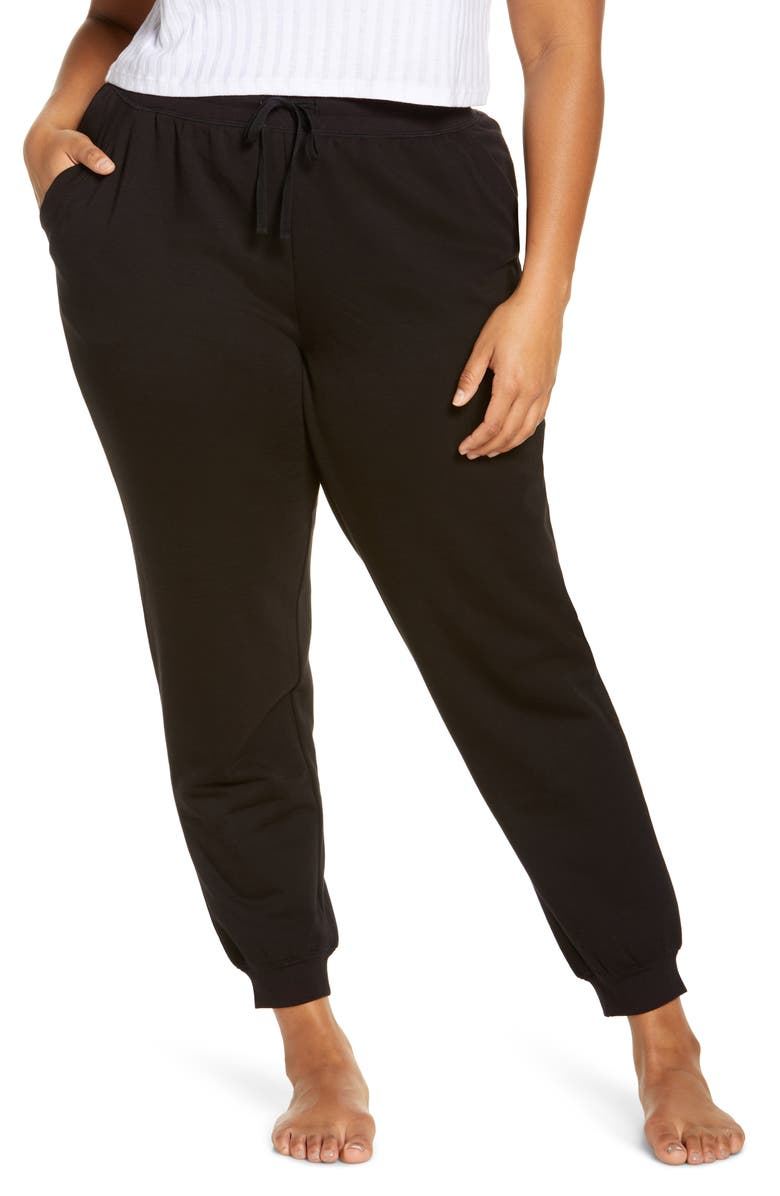 BP. All Weekend Joggers, Main, color, BLACK