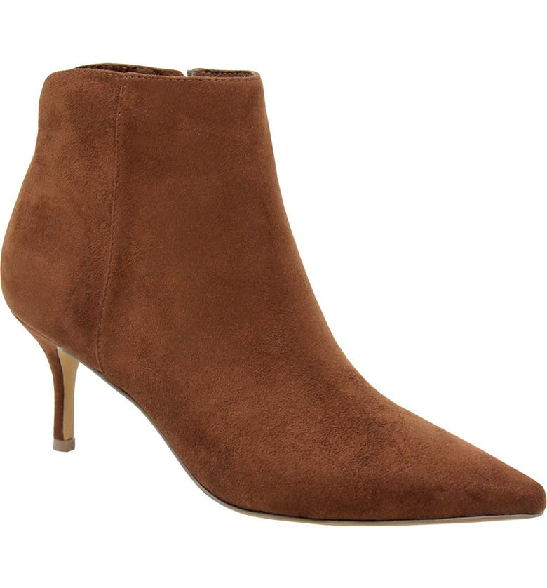 CHARLES BY CHARLES DAVID Accurate Bootie, Main, color, CHOCOLATE SUEDE