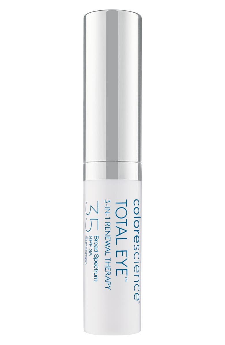 COLORESCIENCE<SUP>®</SUP> Total Eye 3-in-1 Renewal Therapy SPF 35 Concealer, Main, color, MEDIUM