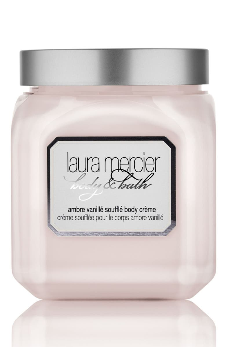 LAURA MERCIER Ambre Vanillè Soufflé Body Crème, Main, color, No Color