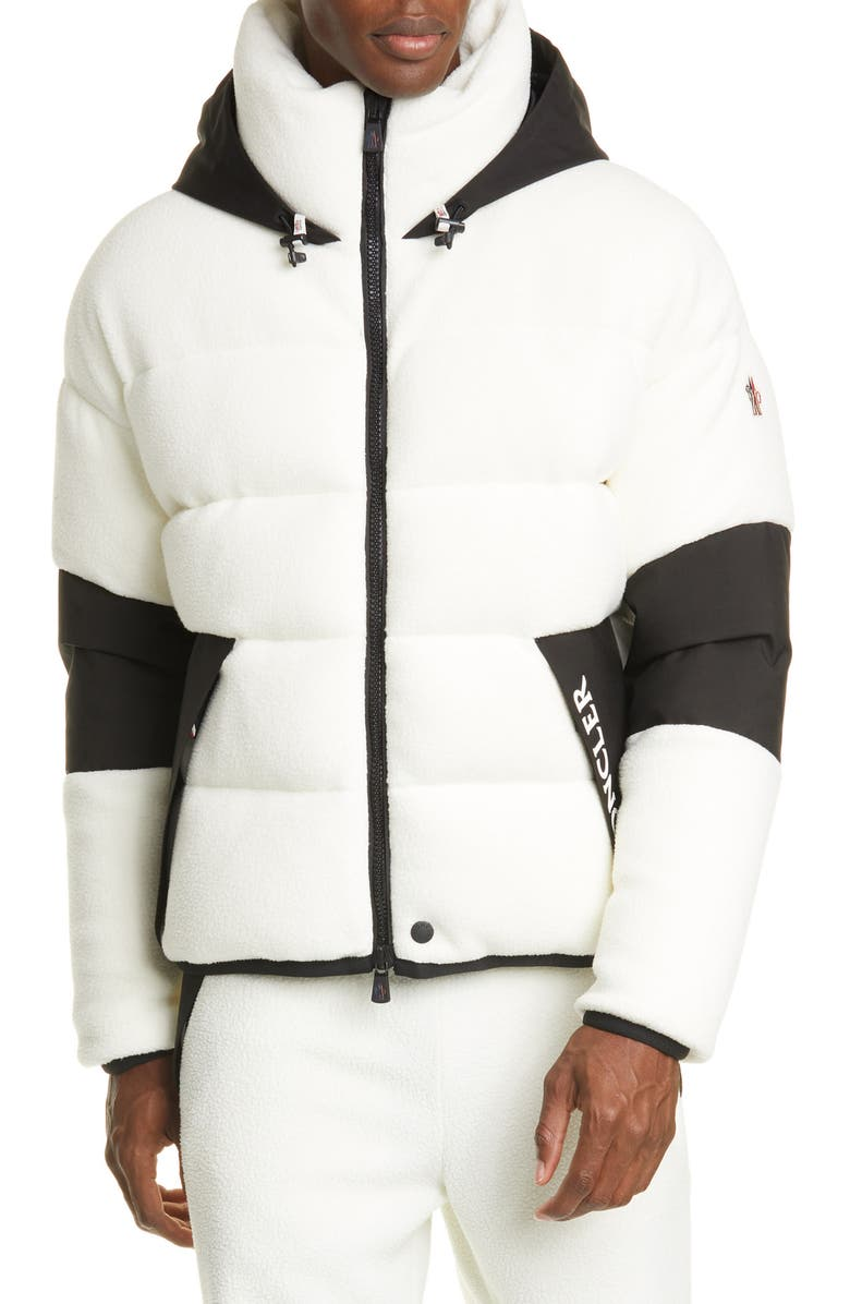 MONCLER Grenoble Hooded Soft Puffer Jacket, Main, color, 250