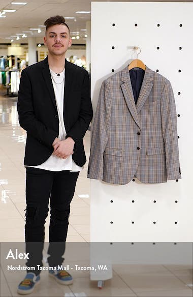 Classic Single Breasted Blazer, sales video thumbnail