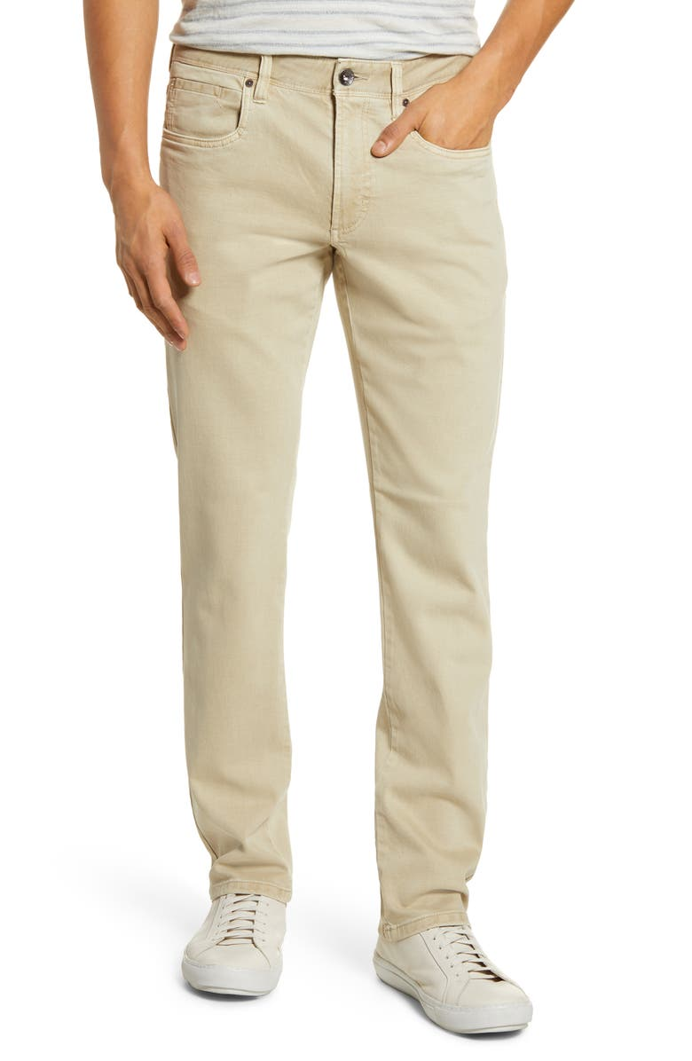 TOMMY BAHAMA Straight Leg Chinos, Main, color, SPRING MEADOW