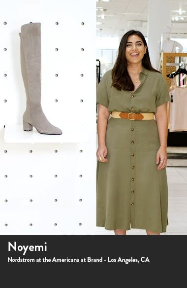Harper Over the Knee Boot, sales video thumbnail