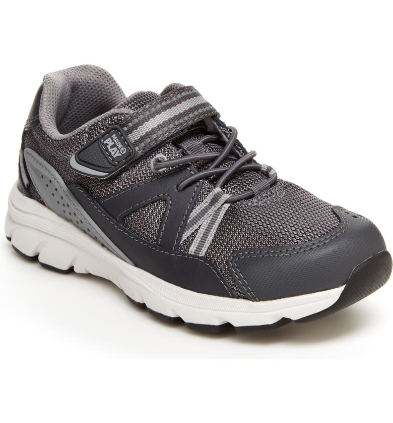 STRIDE RITE Made2Play<sup>®</sup> Journey Sneaker, Main, color, GREY