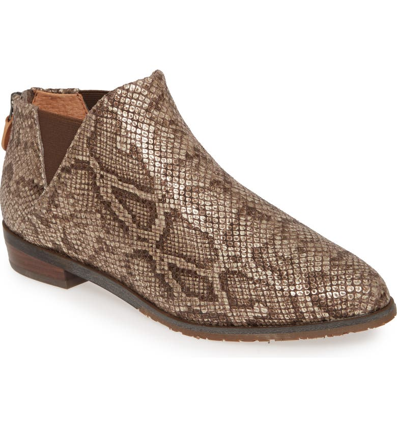 GENTLE SOULS BY KENNETH COLE Neptune Chelsea Bootie, Main, color, ANTIQUE GOLD LEATHER
