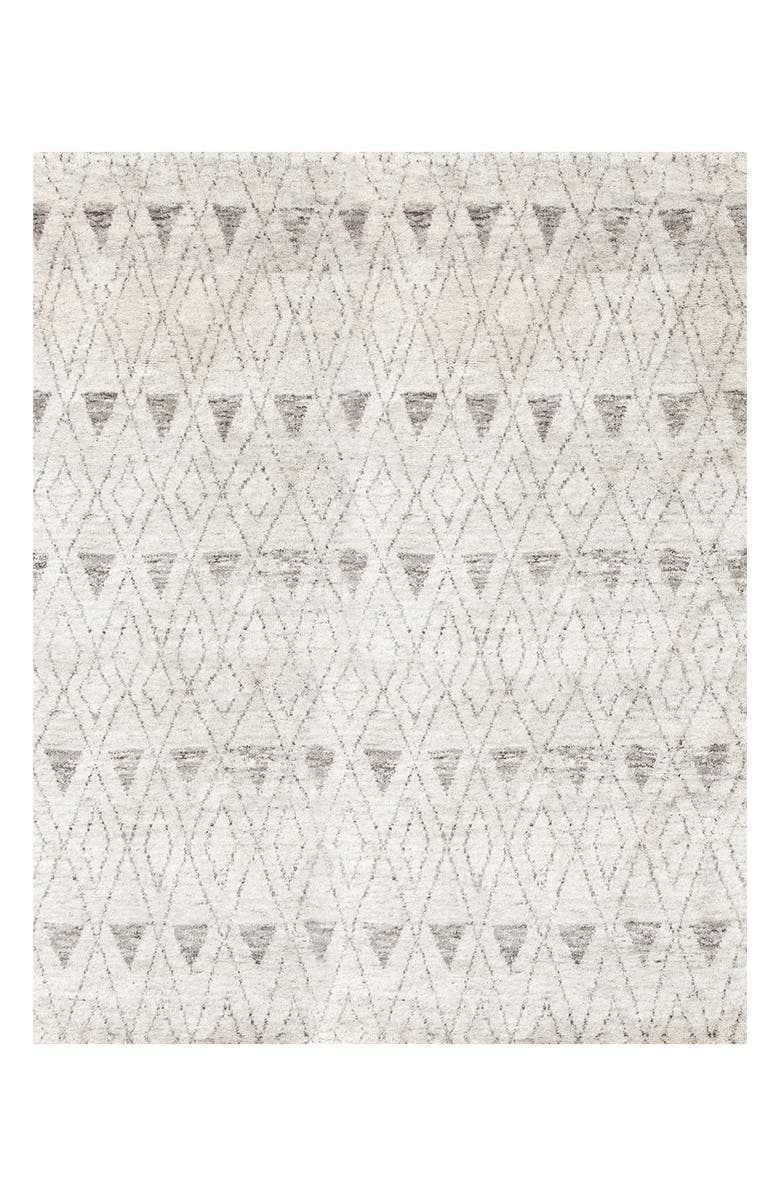 DASH & ALBERT 'Masinissa' Hand Knotted Rug, Main, color, 020