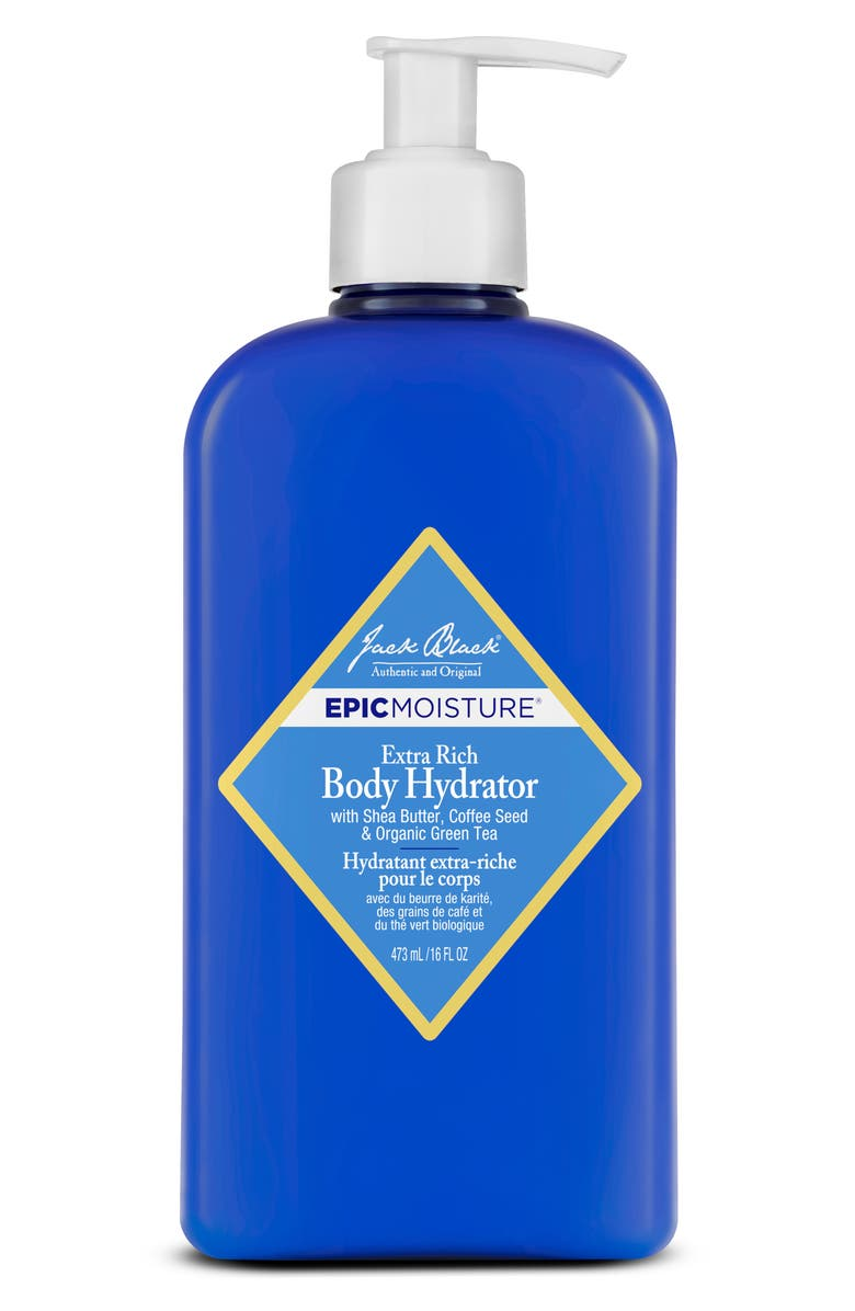 JACK BLACK Epic Moisture<sup>™</sup> Extra Rich Body Hydrator, Main, color, No Color