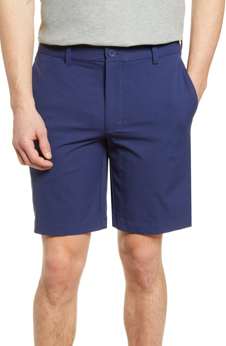 VINEYARD VINES On-The-Go Waterproof Performance Shorts, Main, color, DEEP BAY