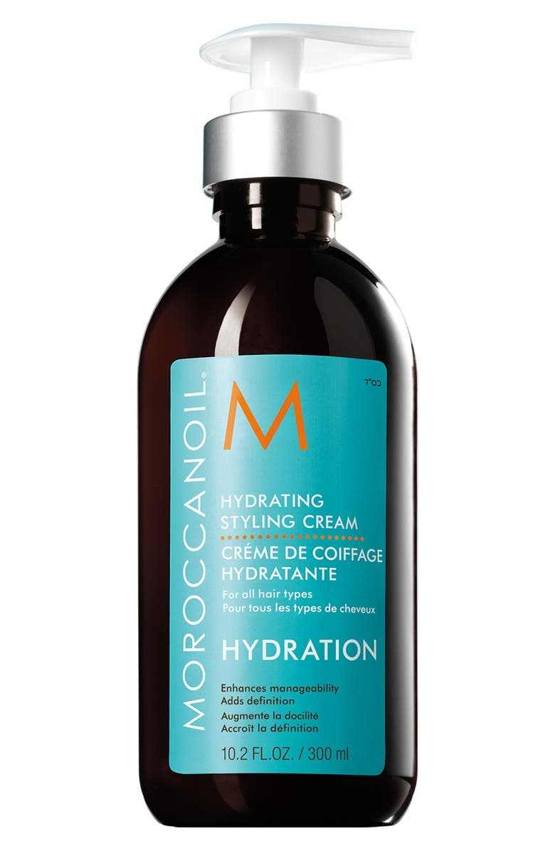 MOROCCANOIL<SUP>®</SUP> Hydrating Styling Cream, Main, color, No Color
