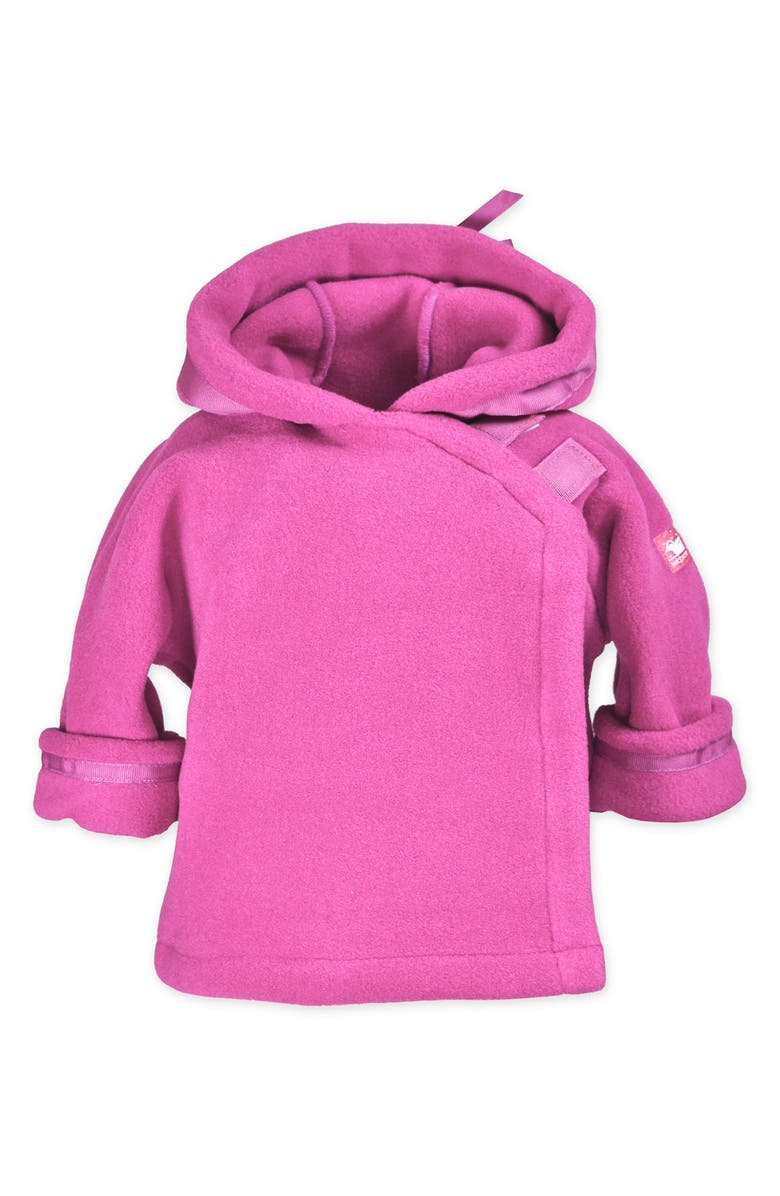 WIDGEON Warmplus Favorite Water Repellent Polartec<sup>®</sup> Fleece Jacket, Main, color, Bright Pink