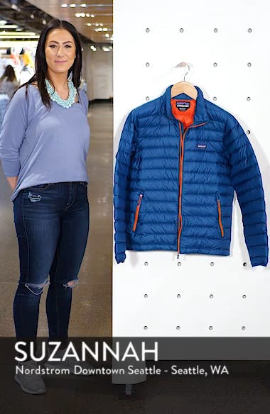 Water Repellent Down Jacket, sales video thumbnail
