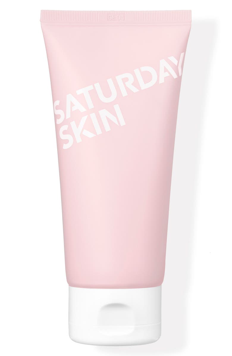 SATURDAY SKIN Rise + Shine Purifying Cleanser, Main, color, NO COLOR