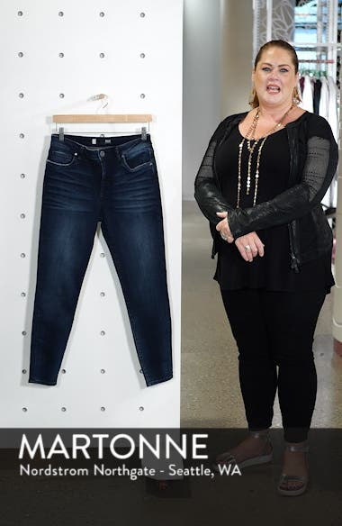 Donna High Waist Skinny Ankle Jeans, sales video thumbnail