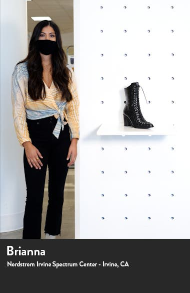 Archille Lace-Up Boot, sales video thumbnail