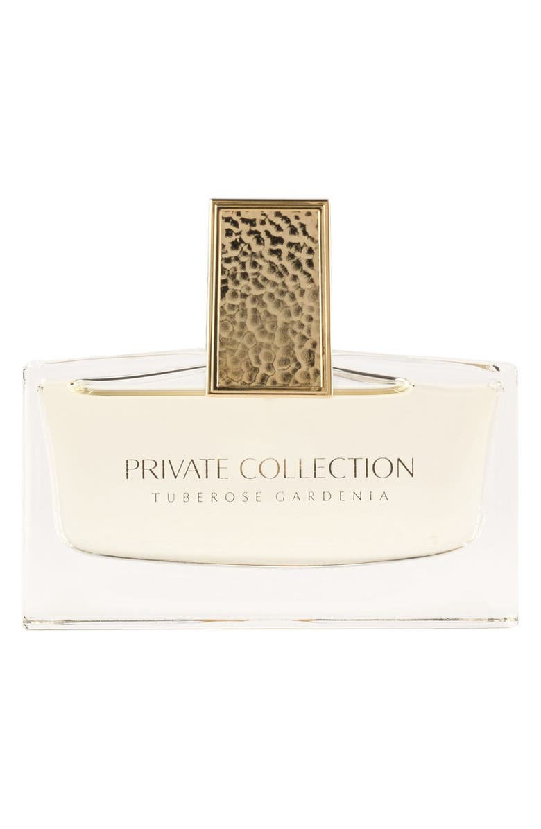 ESTÉE LAUDER Private Collection Tuberose Gardenia Eau de Parfum Spray, Main, color, No Color