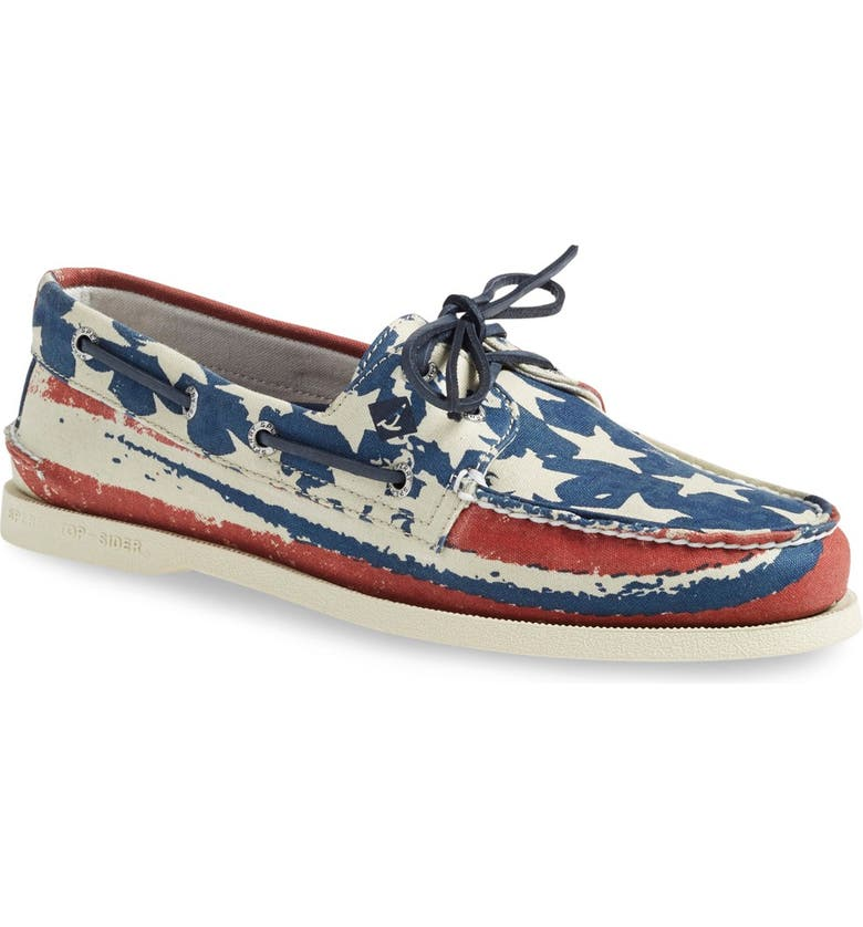 SPERRY 'Authentic Original' Boat Shoe, Main, color, 600
