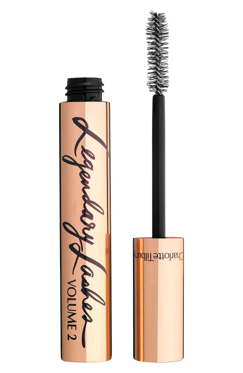 CHARLOTTE TILBURY Legendary Lashes Volume 2 Mascara, Main, color, BLACK