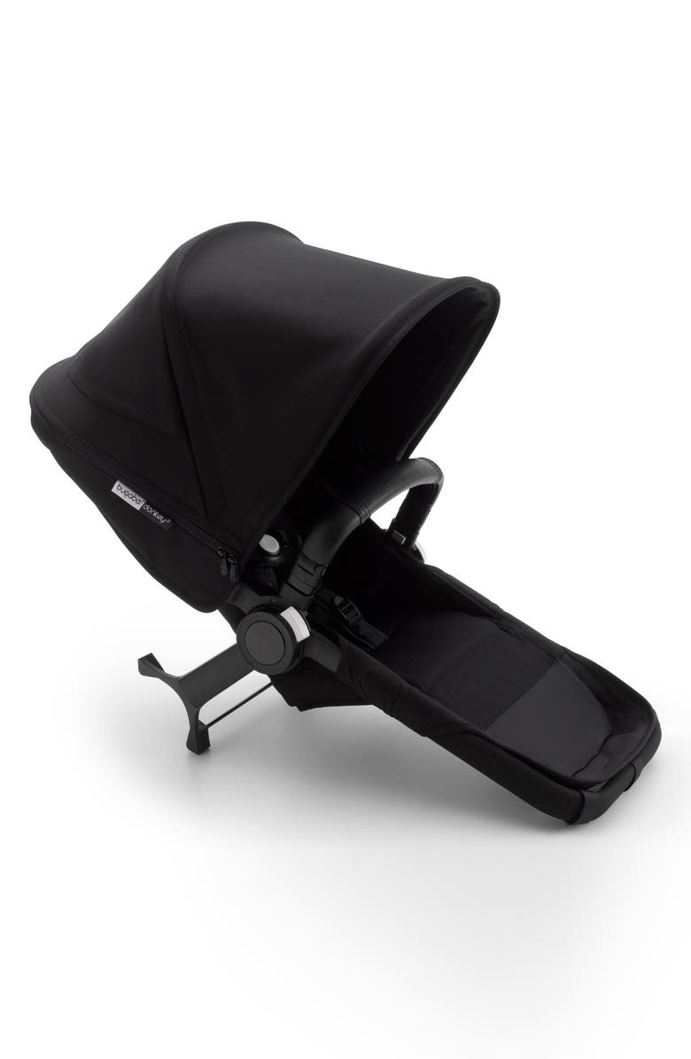 BUGABOO Donkey3 Complete Duo Extension Set, Main, color, BLACK/ BLACK-BLACK