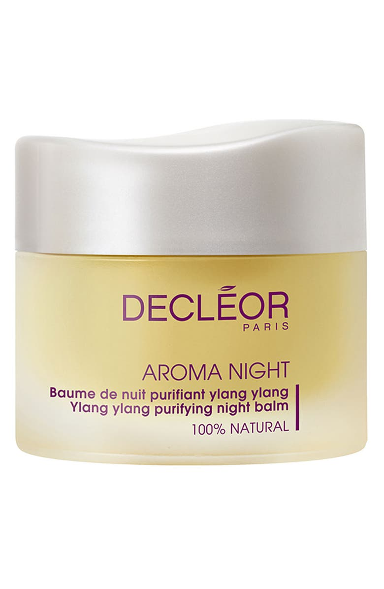 DECLÉOR 'Aroma Night' Ylang Ylang Purifying Night Balm, Main, color, 000