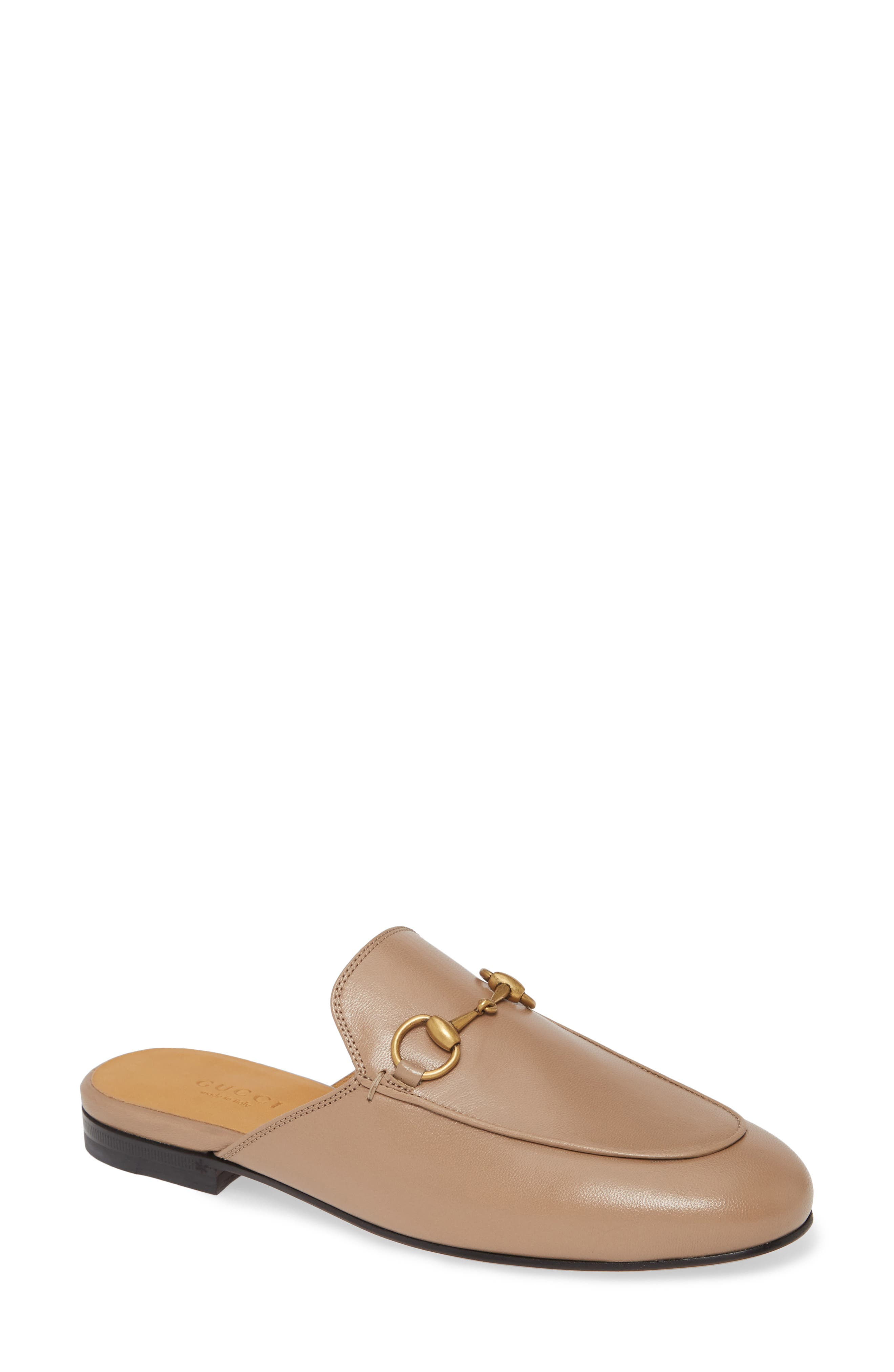 Gucci Princetown Loafer Mule (Women