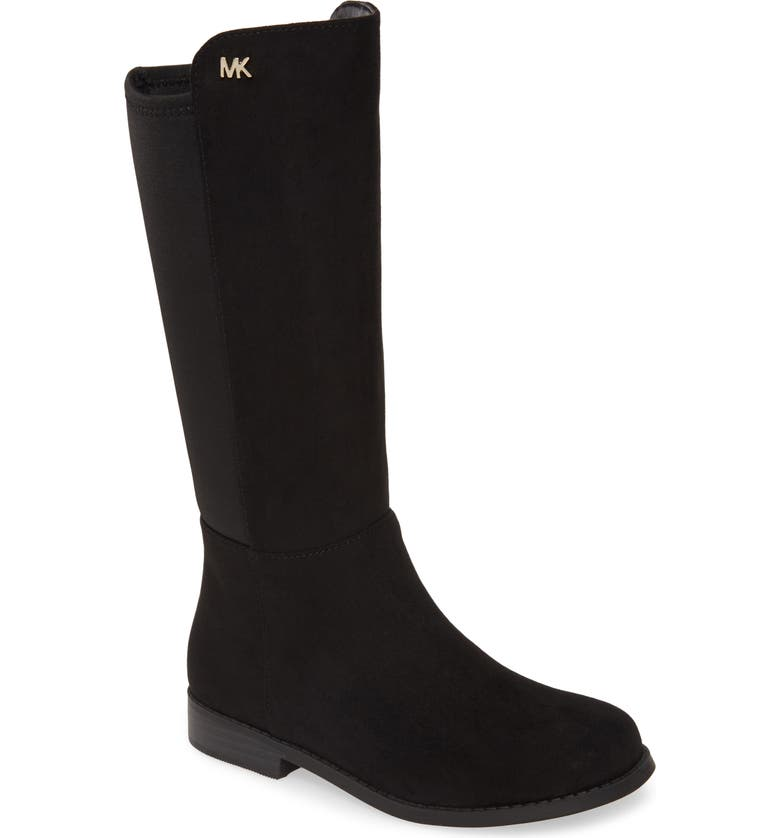 MICHAEL MICHAEL KORS Emma Bromley Riding Boot, Main, color, 001