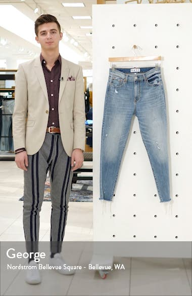 Straight Up Ankle Jeans, sales video thumbnail