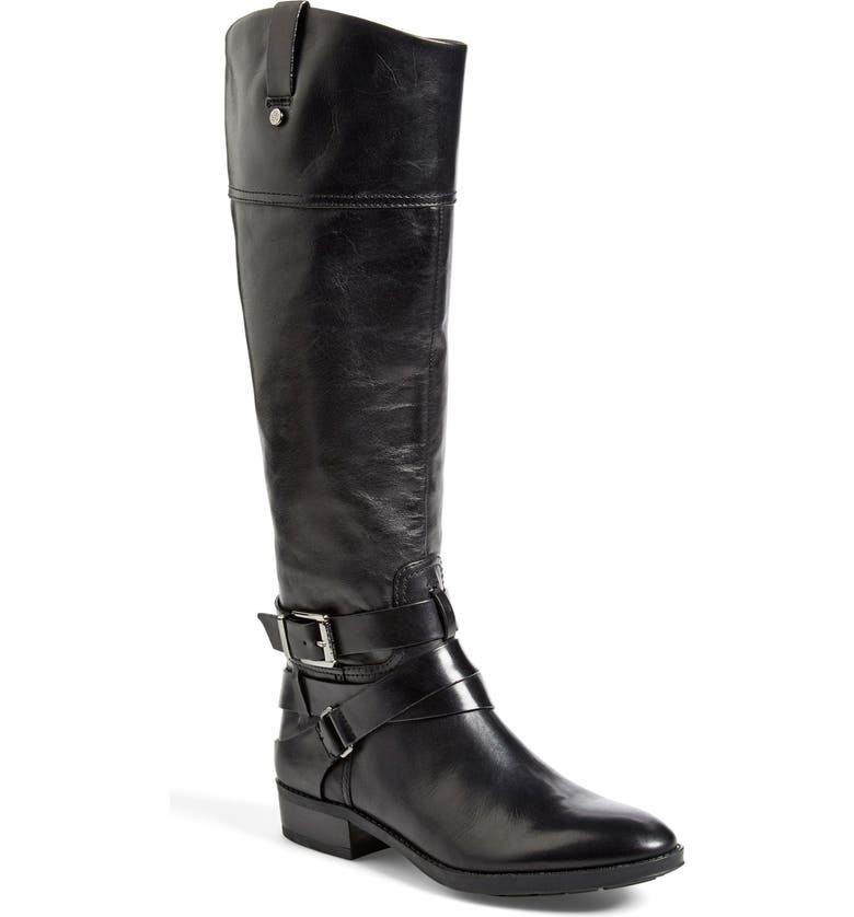 VINCE CAMUTO 'Pazell' Tall Boot, Main, color, 001
