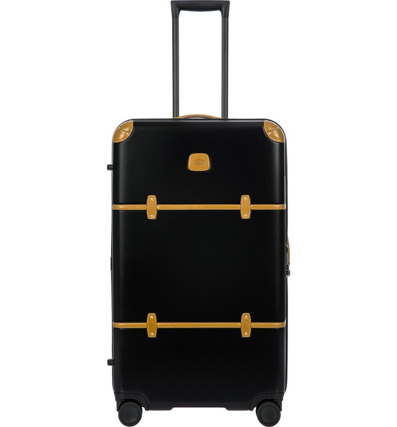 BRIC'S Bellagio 28-Inch Spinner Trunk Suitcase, Main, color, BLACK