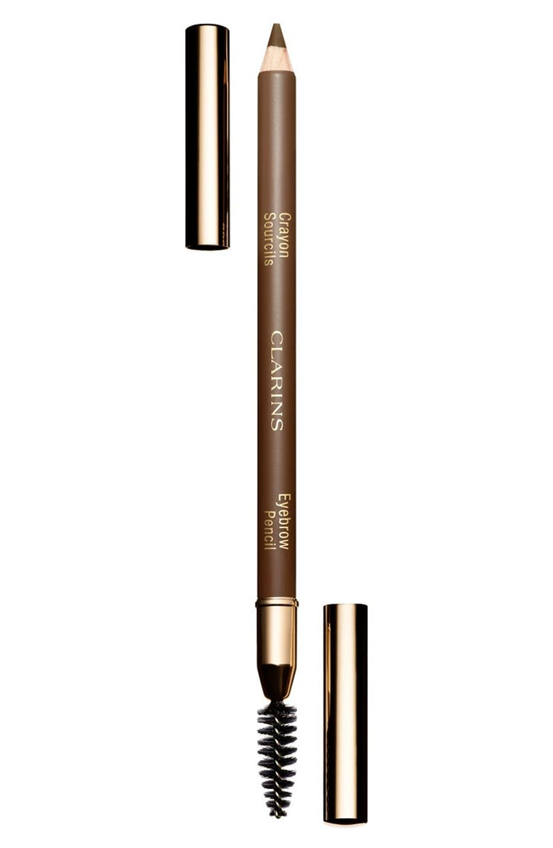 CLARINS Eyebrow Pencil, Main, color, SOFT BLONDE