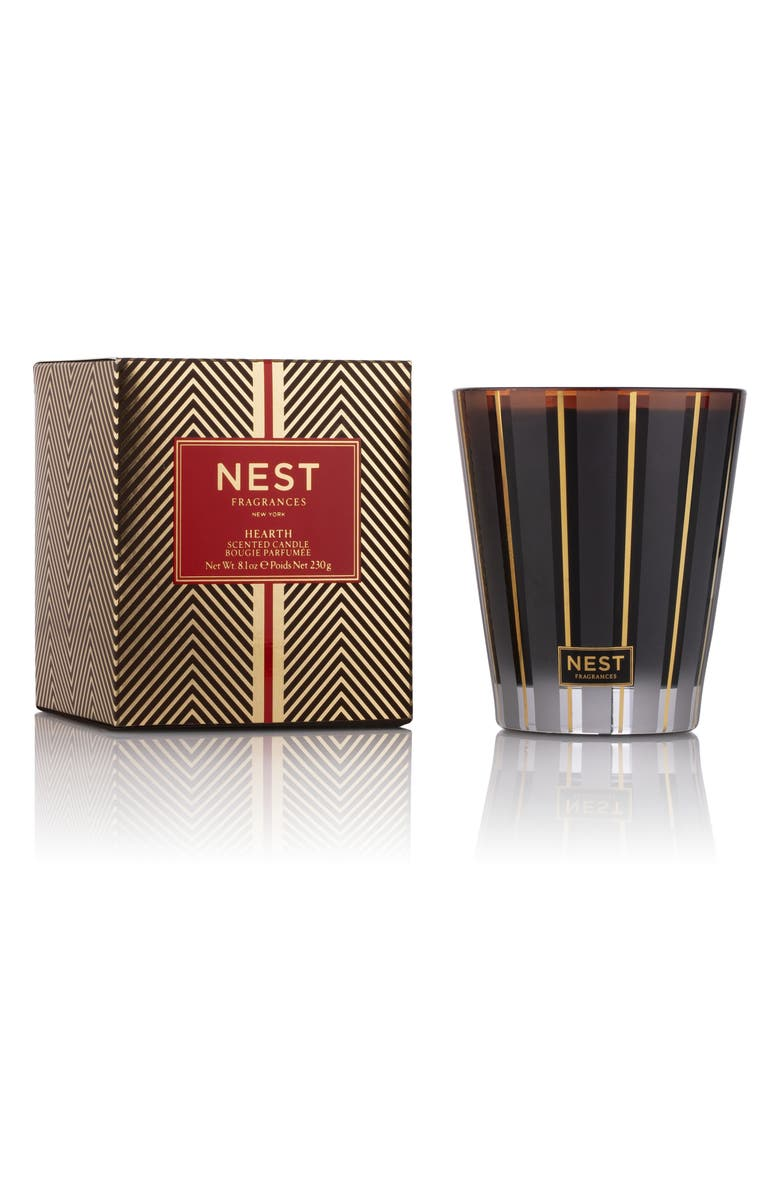 NEST NEW YORK NEST Fragrances Hearth Classic Candle, Main, color, 000