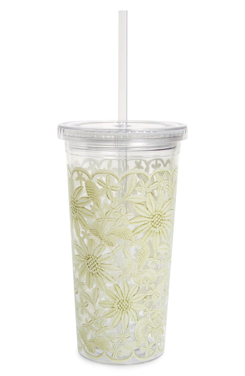 KATE SPADE NEW YORK insulated tumbler, Main, color, 100