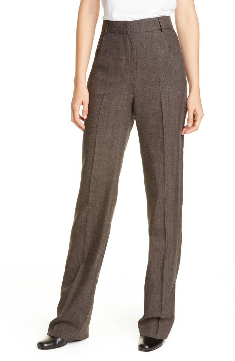 JACQUEMUS Le Pantalon Charles Pants, Main, color, 020