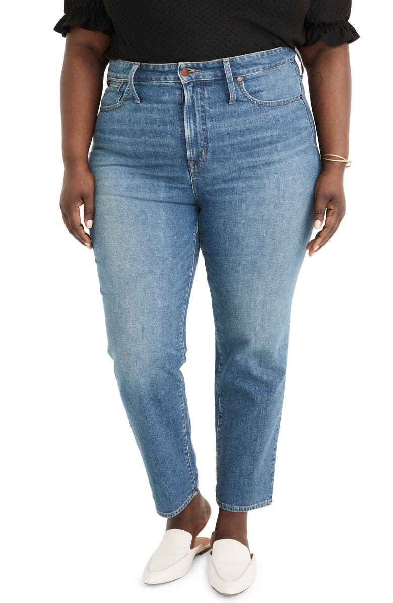 MADEWELL The Perfect Vintage Jean, Main, color, BARNWELL WASH