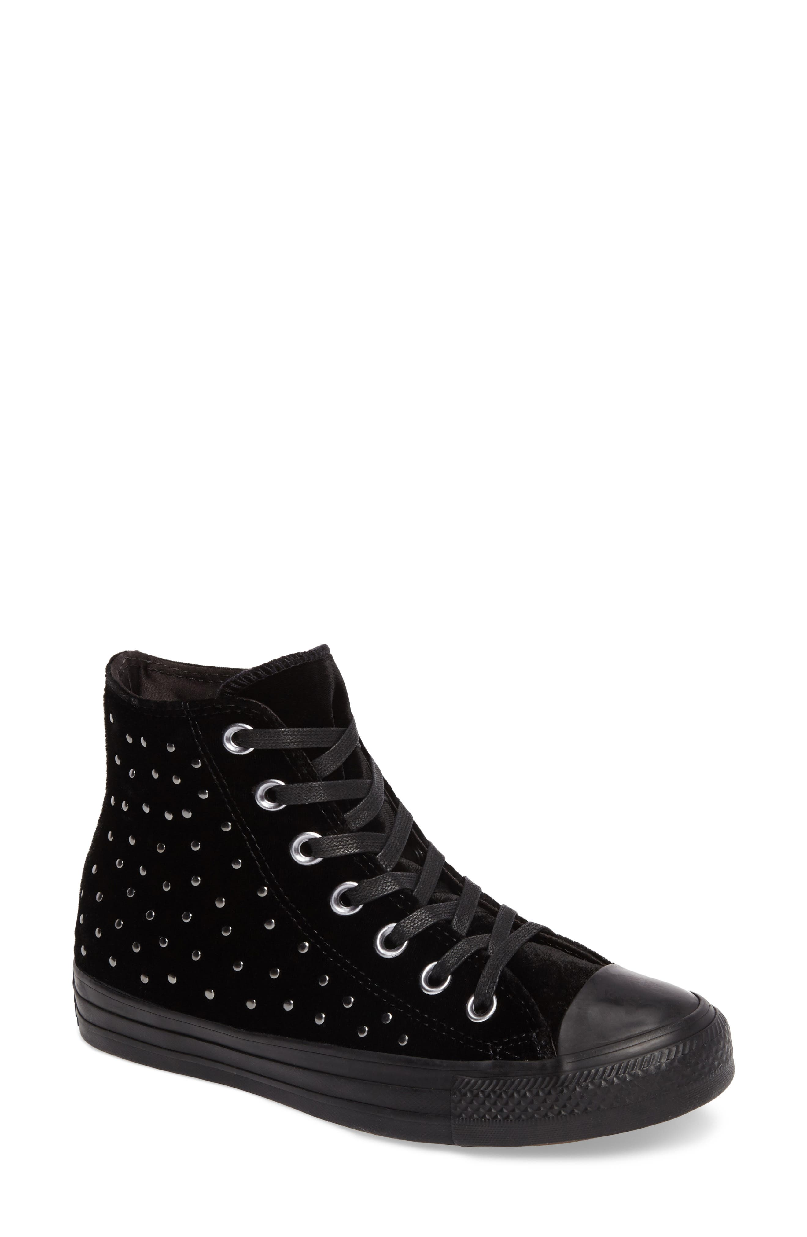 Star® Studded High Top Sneakers