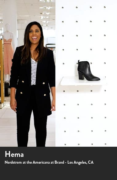 Annabel Bootie, sales video thumbnail