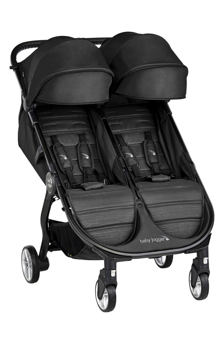 BABY JOGGER City Tour<sup>™</sup> 2 Double Stroller, Main, color, JET