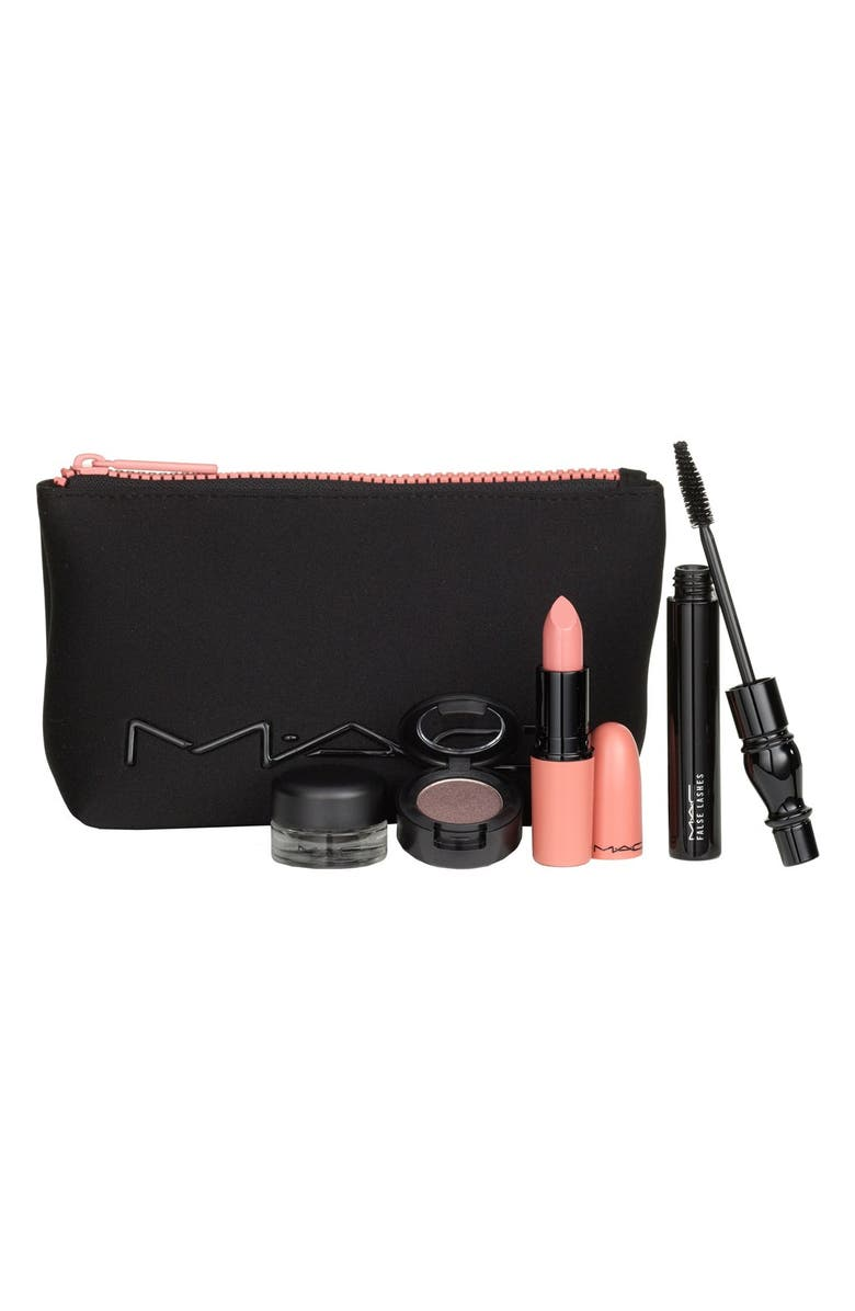 MAC COSMETICS MAC 'Look in a Box - Sunblessed' Nude Lip & Eye Kit, Main, color, No Color