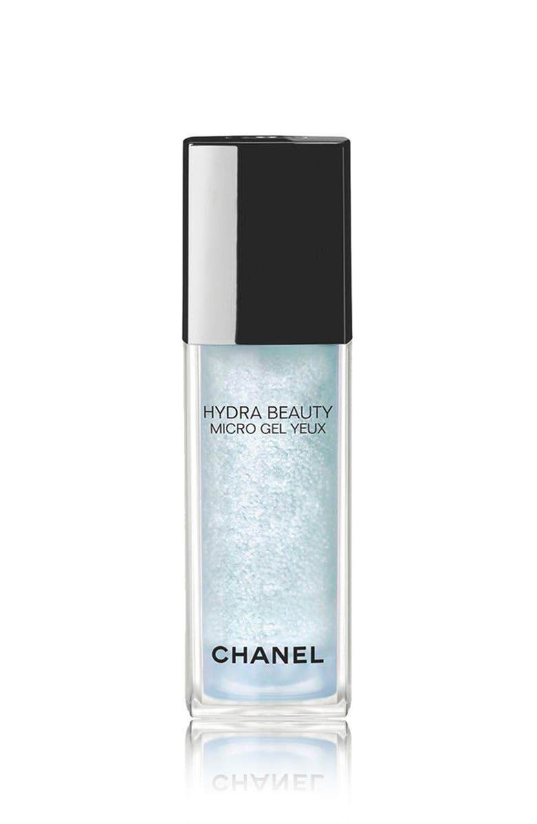 CHANEL HYDRA BEAUTY MICRO GEL YEUX <br />Intense Smoothing Hydration Eye Gel, Main, color, No Color