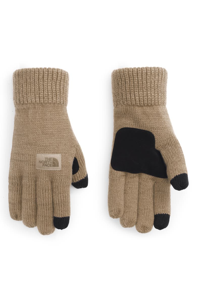 THE NORTH FACE Etip Salty Dog Knit Tech Gloves, Main, color, 251