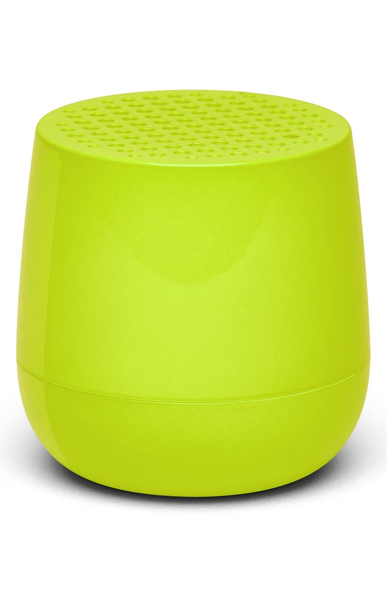 LEXON MINO Glossy Bluetooth<sup>®</sup> Speaker, Main, color, YELLOW