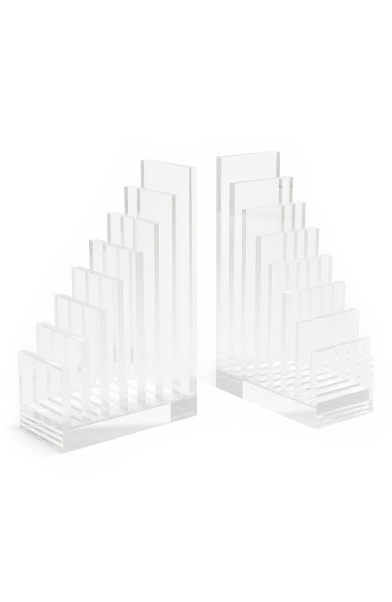 RUSSELL + HAZEL Organizer Bookends, Main, color, 100
