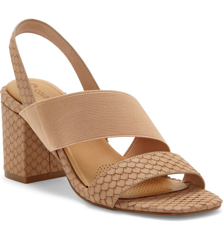 CC CORSO COMO<SUP>®</SUP> Hally Sandal, Main, color, LATTE/ BEIGE LEATHER