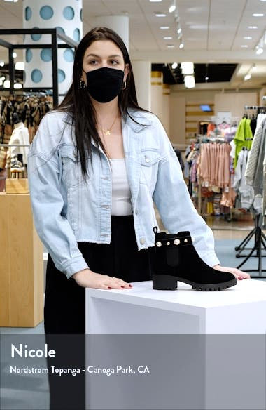 Pola Studded Chelsea Bootie, sales video thumbnail