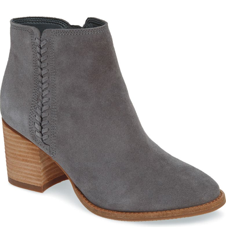 BLONDO Nina Waterproof Suede Boot, Main, color, 021