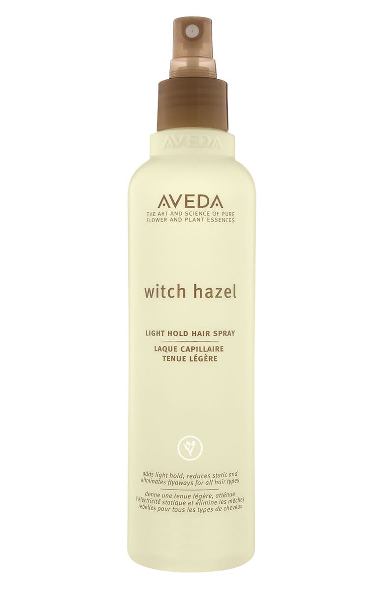 AVEDA Witch Hazel Light Hold Hair Spray, Main, color, No Color