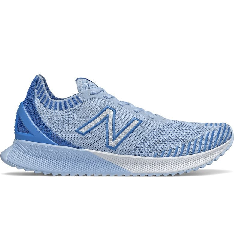 NEW BALANCE FuelCell Echo Running Shoe - Wide Width Available, Main, color, BLUE
