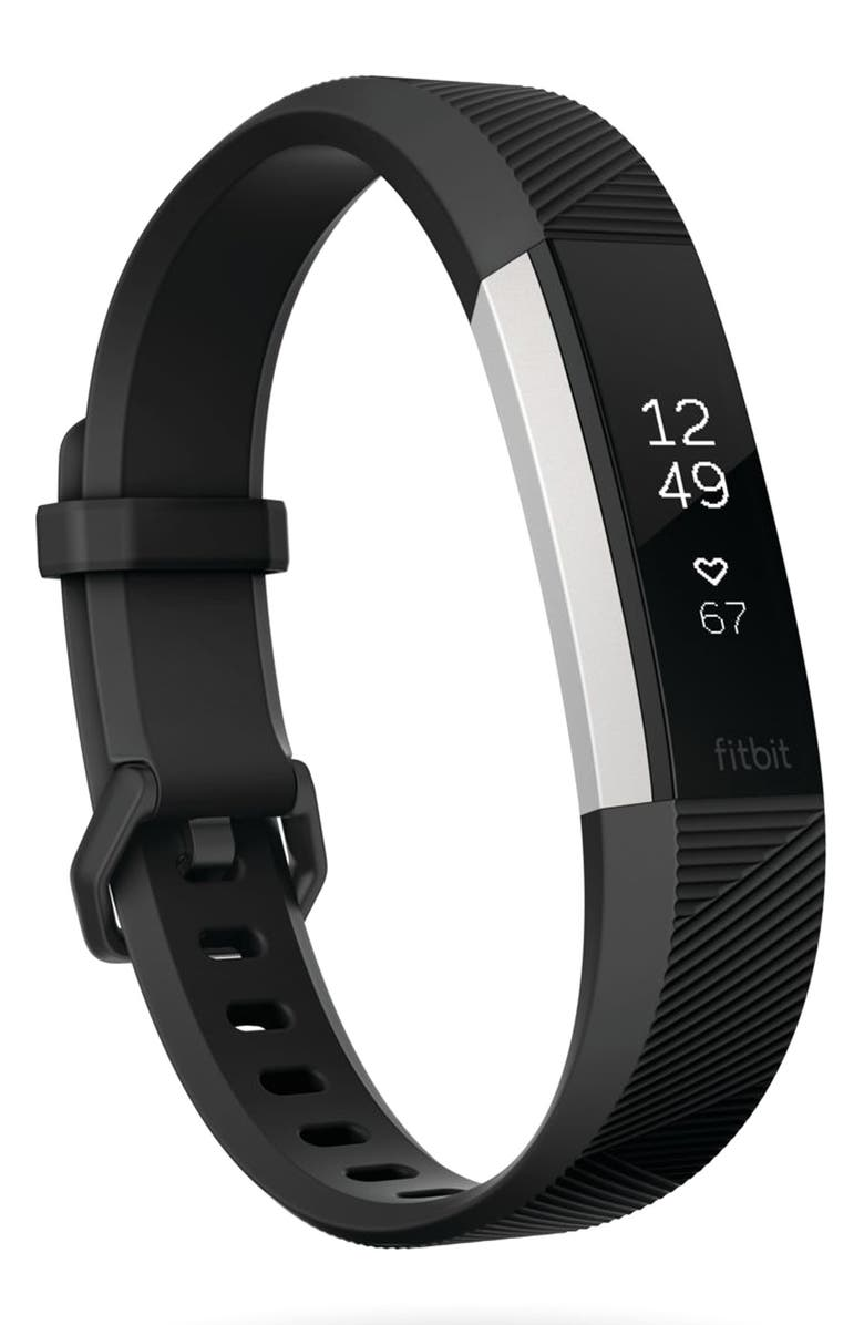 FITBIT Alta HR Wireless Heart Rate and Fitness Tracker, Main, color, 001