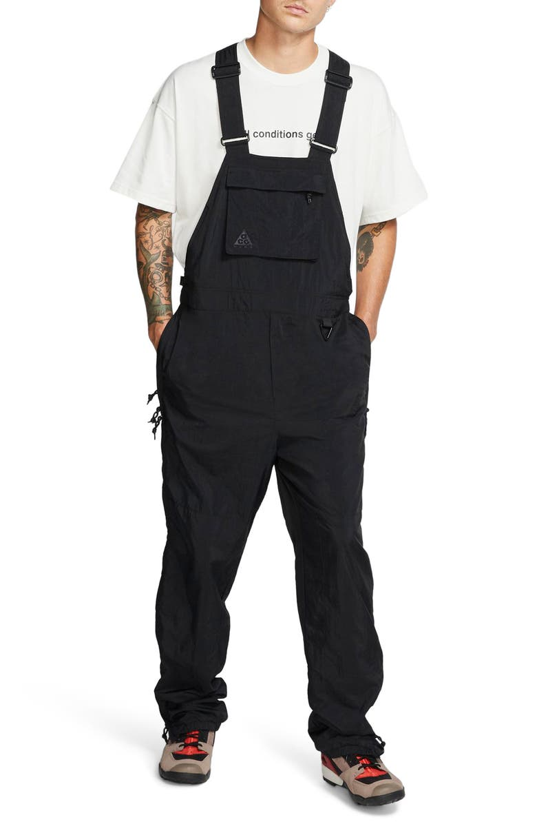 NIKE ACG Nylon Overalls, Main, color, 010